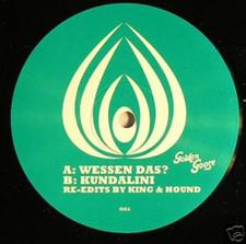 """King & Hound - Wessen Das? - 12"""" Vinyl"""