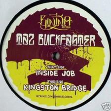"""Taz Buckfaster - Inside Job/Kingston - 12"""" Vinyl"""