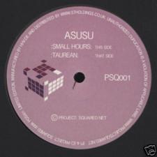 "Asusu - Small Hours - 12"" Vinyl"