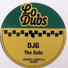 "DJG - The Gate/Obsessed - 12"" Vinyl"