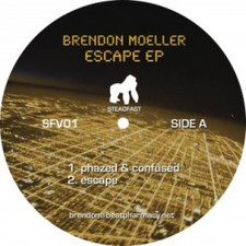 "Brendon Moeller - Escape - 12"" Vinyl"