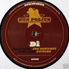 "D1 - Jus Business/Pitcher - 12"" Vinyl"