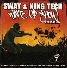 Sway & King Tech - Wake Up Freestyles #7 - 2x LP Vinyl