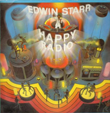 "Edwin Starr - Happy Radio/Contact - 7"" Vinyl"