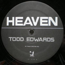 "Todd Edwards - Heaven - 12"" Vinyl"