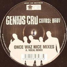 "Genius Crew - Course Bruv (Once Waz Nice) - 12"" Vinyl"