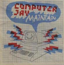 """Computer Jay - Maintain - 12"""" Vinyl"""