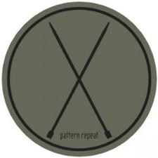 "Pattern Repeat - #02 - 12"" Vinyl"