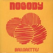 "Nobody - Ballorettes Group Groove - 12"" Vinyl"