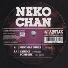 """Nekochan - Minimal Bump - 12"""" Vinyl"""