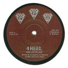 """4 Reel - One Life to Live - 7"""" Vinyl"""
