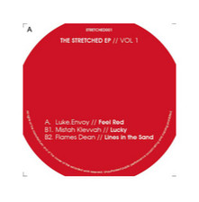 """Various Artists - Stretched #1 - 12"""" Vinyl"""