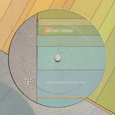 "Mount Kimbie - Remixes Pt 2 - 12"" Vinyl"