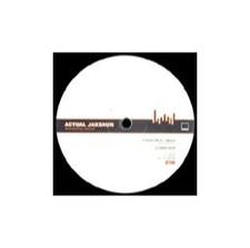 "Actual Jakshun - Sequential Circus - 12"" Vinyl"