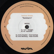 "Various Artists - Terminal One - 12"" Vinyl"