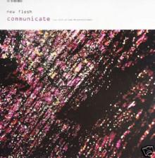 """New Flesh For Old - Communicate - 12"""" Vinyl"""