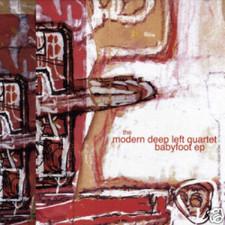 "Modern Deep Left Quartet - Babyfoot - 12"" Vinyl"
