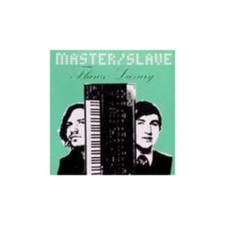"""Master/Slave - Flaws ( That Continue to Perform ) / Luxury in Decline - 7"""" White Vinyl"""