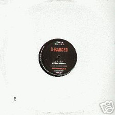 """D-ranged - Hell Hats/Mental Connection - 12"""" Vinyl"""