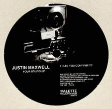"Justin Maxwell - Your Stupid EP - 12"" Vinyl"