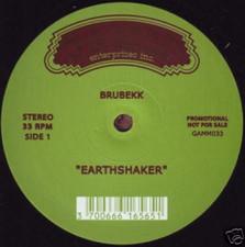"""Brubekk - Earthshaker - 12"""" Vinyl"""