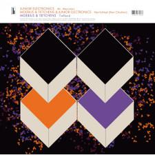 "Junior Electronics/Moebius & Tietchens - Mr Mercator/Herrlichkeit - 12"" Vinyl"