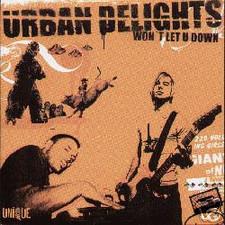 "Urban Delights - Wont Let You Down - 7"" Vinyl"