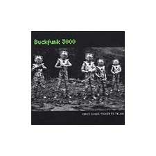Buckfunk 3000 - First Class Ticket... - CD