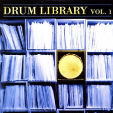 Paul Nice - Drum Library Vol.1 - LP Vinyl