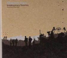 Malcom Kipe - Breakspiracy Theories - CD