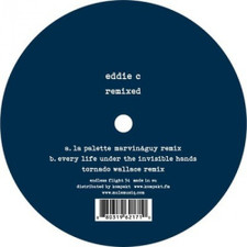 "Eddie C - Remixed Vol.1 - 12"" Vinyl"