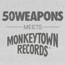 """Various Artists - 50Weapons Meets Monkeytown Records - 12"""" Vinyl"""