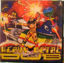 Scientist - Heavy Metal Dub - LP Vinyl