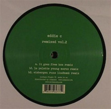 "Eddie C - Remixed Vol. 2 - 12"" Vinyl"