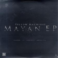 """Various Artists - Mayan EP - 12"""" Vinyl"""