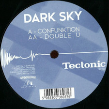 "Dark Sky - Confunktion/Double U - 12"" Vinyl"