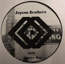 "Jason Brothers - Monster Box / All My Life - 12"" Vinyl"