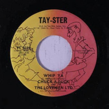 "Chuck A Luck & The Lovemen Ltd - Are You Experience/ Whip You - 7"" Vinyl"
