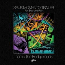 "Damu The Fudgemunk - Spur Momento Trailer - 2x 10"" Vinyl"
