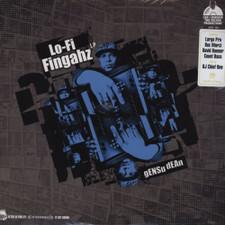 Gensu Dean - Lo-Fi Fingahz - 2x LP Vinyl