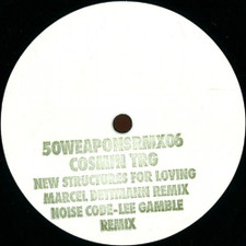 "Cosmin TRG - New Structures for Loving - 12"" Vinyl"