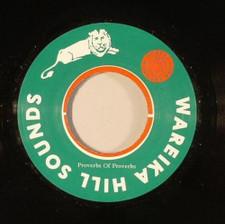 "Wareika Hill Sounds - Proverbs of Proverbs - 7"" Vinyl"