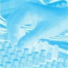 """Moritz Von Oswald Trio - Blue - 12"""" Vinyl"""