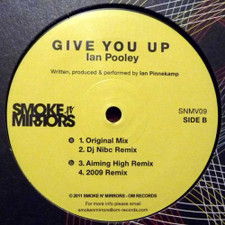 """Ian Pooley - Give You Up - 12"""" Vinyl"""