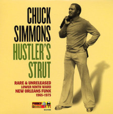 Chuck Simmons - Hustler's Strut - LP Vinyl