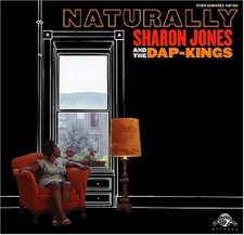 Sharon Jones & The Dap-kings - Naturally - LP Vinyl
