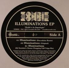 "Zombie Zombie - Illuminations - 12"" Vinyl"