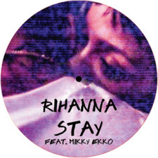 "Rihanna - Stay Remixes - 12"" Vinyl"