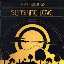 Rikki Ililonga - Sunshine Love - LP Vinyl