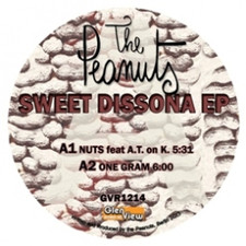"The Peanuts - Sweet Dissona - 12"" Vinyl"